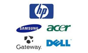 hp-samsung-acer-dell-gateway all models welcome